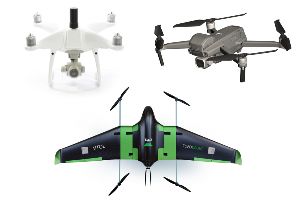 TOPODRONE • SOLUTIONS FOR UAV SURVEY&MAPPING