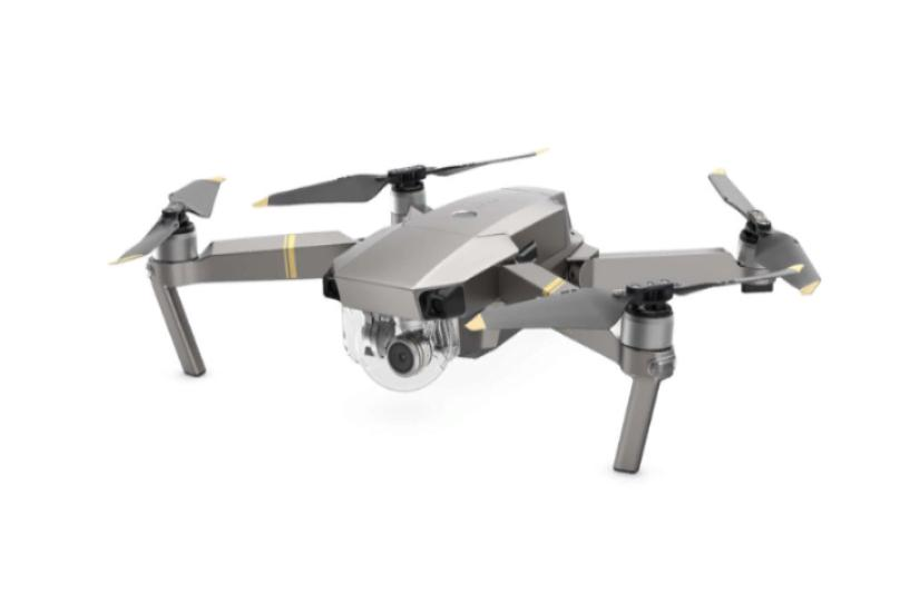 DJI MAVIC PRO PPK — compact and professional solution for geodetic aerial photography without ground control points (GCP)