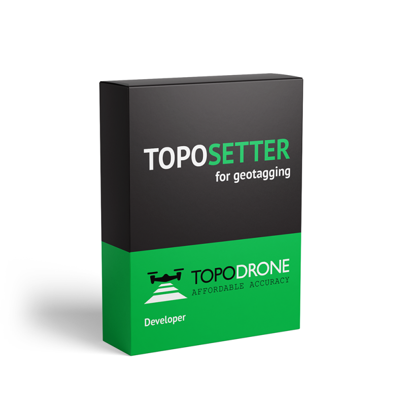 Software TOPOSETTER 2.0
