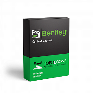 Bentley Context Capture, Perpetual License, 1-Year Support (Bentley SELECT)